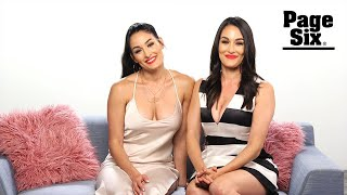 Bella twins talk Nikki's breakup with John Cena | Page Six