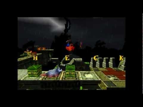 Ruination - Both Clear Gems - Crash Bandicoot 2 Cortex Strikes Back - 100% Playthrough (Part #25)