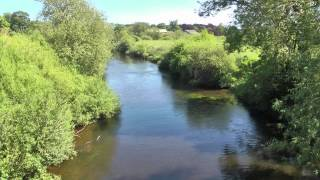 Barbel fishing 176. River Swale 10 6 15