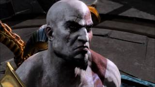 Full HD - God of War 3 Epic Gameplay ( Boss fight- Kratos vs Hercules )