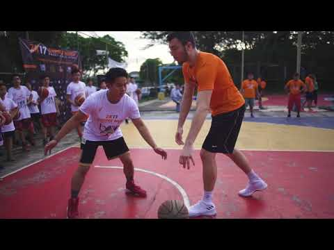 Leaving Our Mark Worldwide: Ball Out Indonesia Camp 2017
