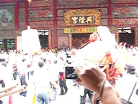 Sanshia Old Street temple festival