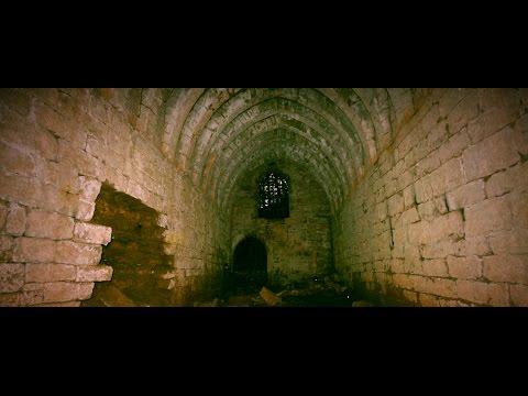 Satanic Cult In Scotland Performing In Haunted Castle