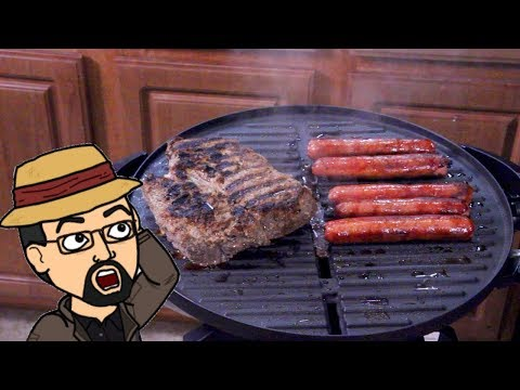 George Foreman Indoor/Outdoor Grill Review