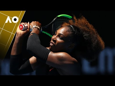 The Baseline: Serena Williams v Johanna Konta | Australian Open 2017