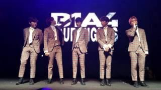 (Fancam) B1A4 Four Nights Tour New York [Part 1]