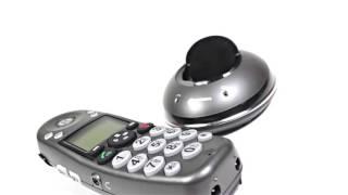 Produktvideo zu Schwerhörigen-Telefon Geemarc AmpliDECT 350