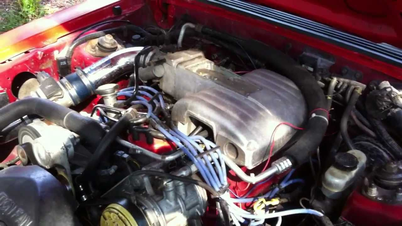 Mustang Idle Problems 50 stalls at idle (intermittently)  YouTube