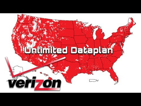 Verizon Unlimited Data (Product Review)