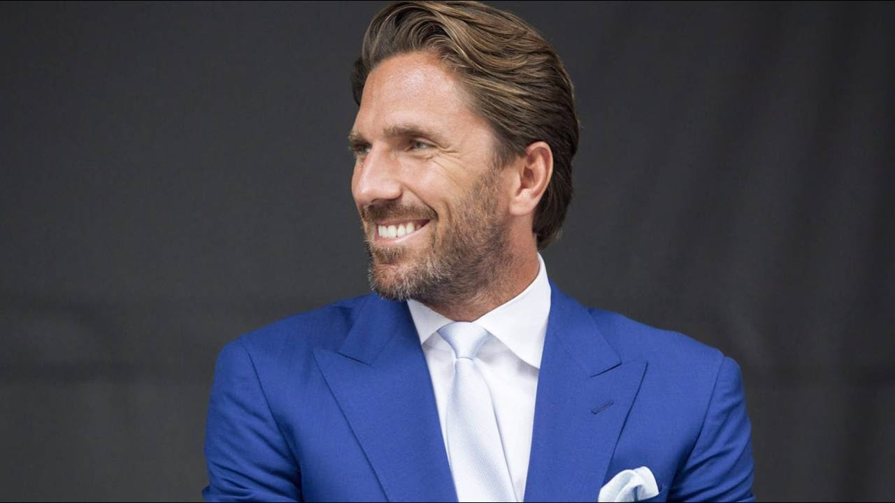 Style Session Goalie Henrik Lundqvist S Off Ice Style