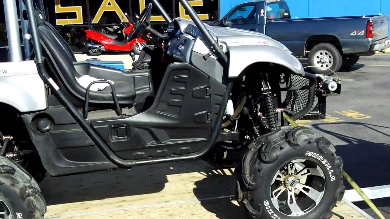 Yamaha Rhino Wheels