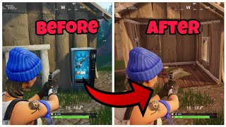 Destroy Any Vending Machine In Fortnite (New) Fortnite Glitches Season 6 PS4/Xbox one 2018