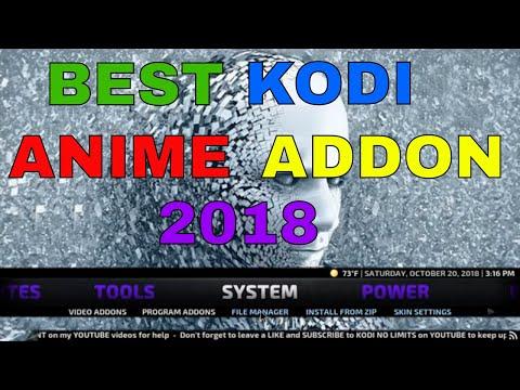 Best Anime Addon Kodi 2020 KODI