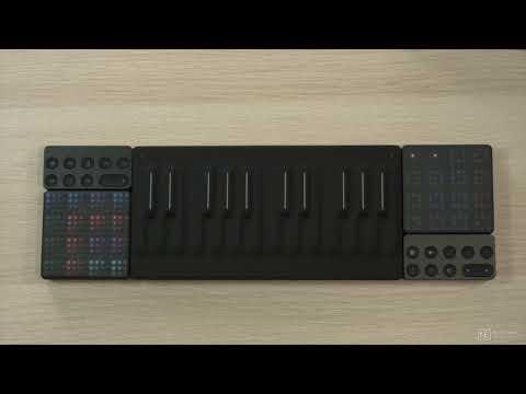 Roli Blocks 101: Making Music with Blocks  1 Intro and Types of Blocks