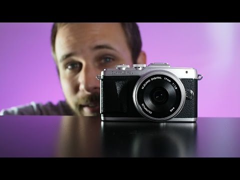 Olympus EPL7 camera review