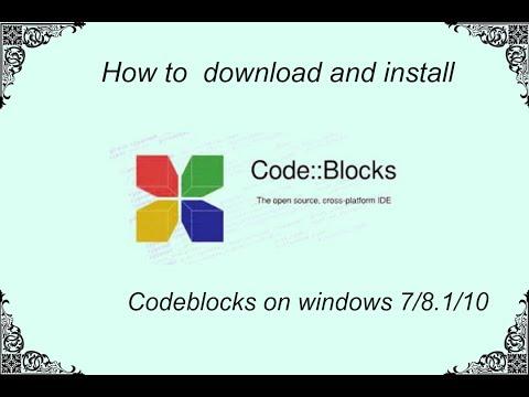 CODE BLOCKS 16.01 AVEC COMPILATEUR