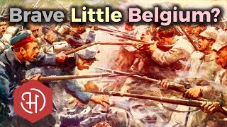 A List Of The World War I Battles Involving Belgium