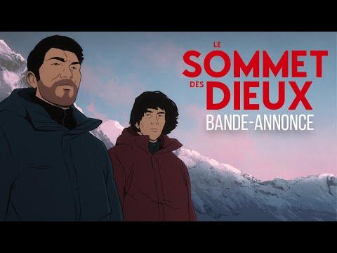 LE SOMMET DES DIEUX - Bande-annonce