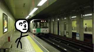 電車で知り合いに会うのは嫌じゃ!  PDS thumbnail