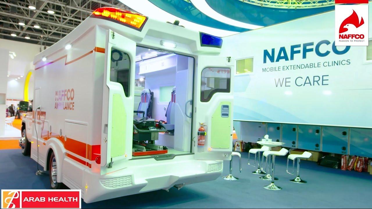 Arab Health 2017 - NAFFCO Highlights!