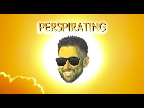 Perspirating (Dua Lipa Parody) | Young Jeffrey's Song Of The Week