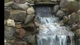 Envisions Landscape Wooster 330-641-4109 Pond Nov, 2012