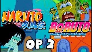 Boruto Opening 2 VS Naruto Shippuden (Epic Rape 2)