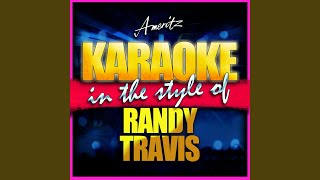 Whisper My Name (In the Style of Randy Travis) (Karaoke Versions)