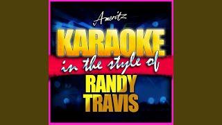 Whisper My Name (In the Style of Randy Travis) (Karaoke Versions)