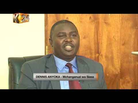 NASA wasimama kidete watamapisha Raila Odinga kuwa rais