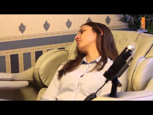 Отзыв о кресле для массажа US MEDICA Infinity