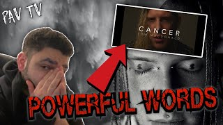 First time listening to TOM MACDONALD | CANCER | REACTION