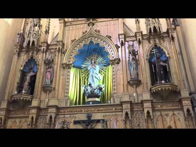 Recorriendo Iglesias de Santiago del Estero