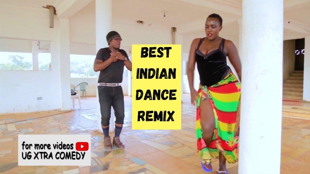 Download BEST INDIAN DANCE REMIX KING KONG MC OF UGANDA,COAX   Latest African Comedy 2020HD
