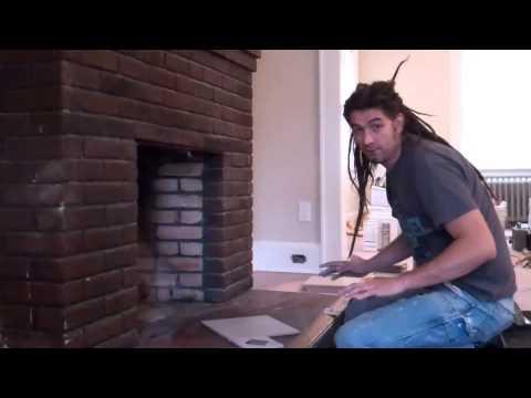 Rocking Fireplace Tile