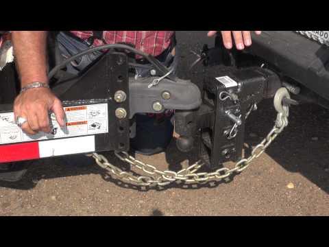 Gen Y hitch, MrTruck reviews this super heavy duty adjustable hitch