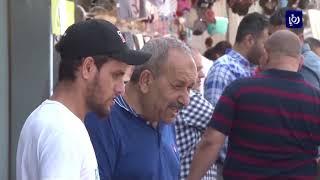 الأوضاع الاقتصادية تطغى على الاستعدادات للعيد في غزة (3/6/2019)