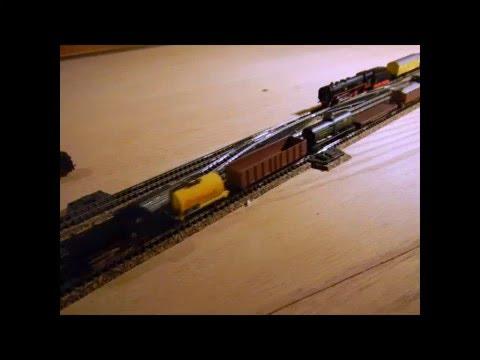 Z-Gauge Model train.