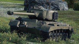 World of Tanks M26 Pershing - 7 Kills 6,2K Damage