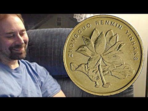 China 5 Jiao 2015 Coin