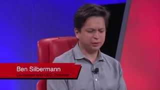 Pinterest CEO Ben Silbermann on if the company runs a social network