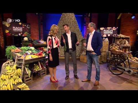 Obst und Gemüse - Welche und wie viele Vitamine sind worin enthalten? - Rach tischt auf! - ZDF HD