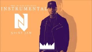 Nicky Jam Type Beat - Reggaeton Instrumental 2017 [REAL KING MUSIC](VENDIDO)