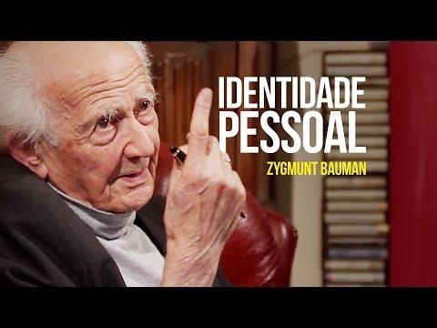 Zygmunt Bauman - Identidade pessoal