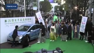 アジア最大級の映画祭・東京国際映画祭が六本木ヒルズで華やかに開幕し...