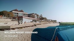 Upstalsboom Wellness Resort Suedstrand - Die Strandbar