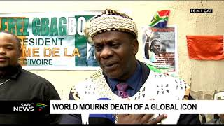 The world mourns Kofi Annan's passing