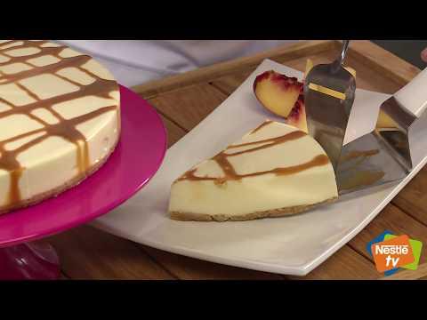 tarta-de-queso-y-leche-condensada-sin-horno---postres-la-lechera