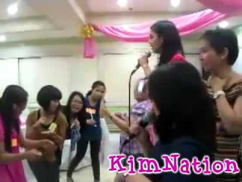Kim @ 21 W/ KN Picture Me Game Part 2