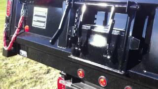 2012 Ram 3500 Cab and Chassis w/2-3 Yard Dump Body
